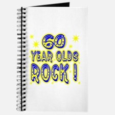60 Year Olds Rock ! Journal