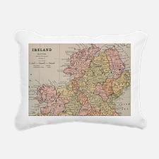 Unique Irish history Rectangular Canvas Pillow