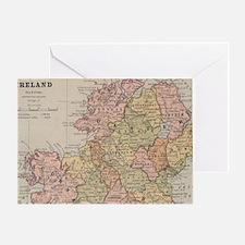 Cute Irish history Greeting Card