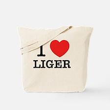 Unique Liger Tote Bag