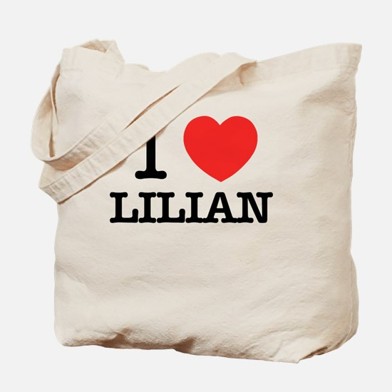 Unique Lilian Tote Bag