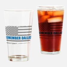 Remember Dallas Drinking Glass