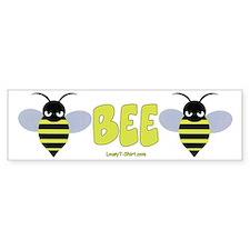 Bee Bumper Bumper Sticker