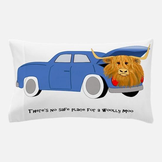 Unique Highland cow Pillow Case