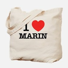 Unique Marin Tote Bag