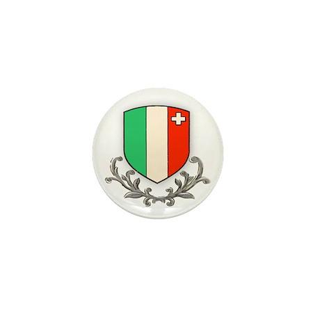 Canton Neuchatel Mini Button
