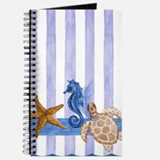 Nautical Sea Creatures Journal