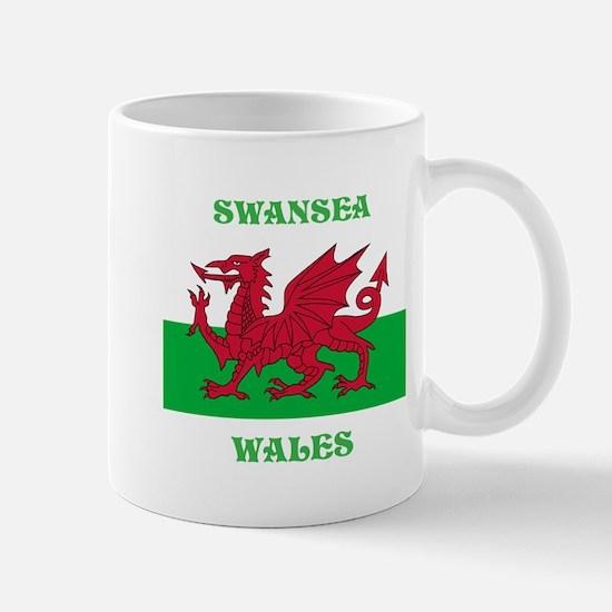 Swansea Wales Mug