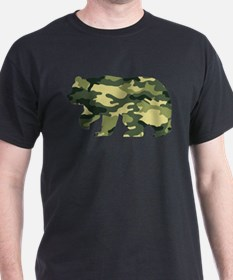 Bear Camouflage T-Shirt