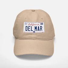 Del Mar California. Baseball Baseball Cap