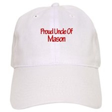 Proud Uncle of Mason Baseball Cap