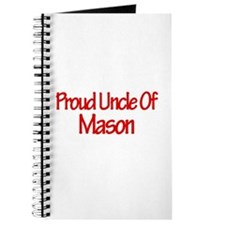 Proud Uncle of Mason Journal