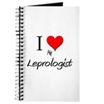 I Love My Leprologist Journal
