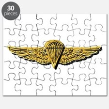 Navy - Parachutist Badge - No Txt Puzzle