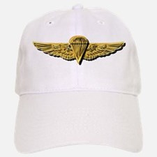 Navy - Parachutist Badge - No txt Baseball Baseball Cap