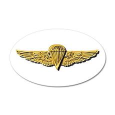Navy - Parachutist Badge - N Wall Decal