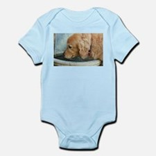 Nala the golden drinking Body Suit