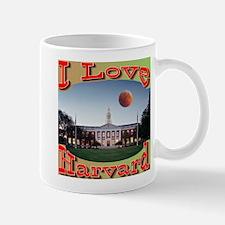 I Love Harvard Mug