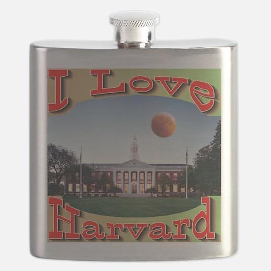 I Love Harvard Flask