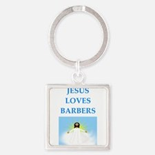 barber Keychains