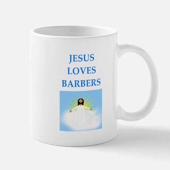 barber Mugs
