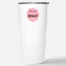 Chocolate Sings Stainless Steel Travel Mug