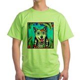 Blue heeler Green T-Shirt