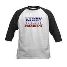 KIRBY for president Tee