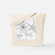 Misty Busy Ocean Tote Bag
