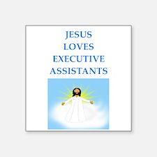 executive assistant Sticker