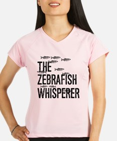 Zebrafish Whisperer Performance Dry T-Shirt