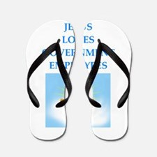 government Flip Flops