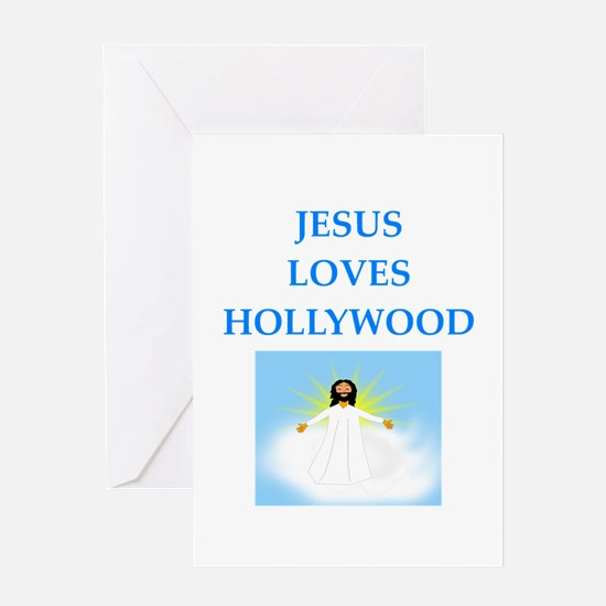 hollywood Greeting Cards