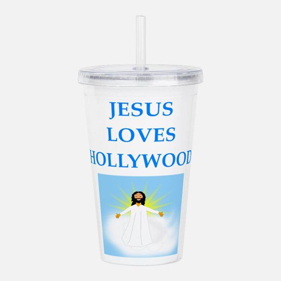 hollywood Acrylic Double-wall Tumbler