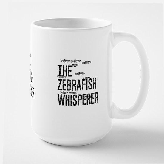 Zebrafish Whisperer Mugs