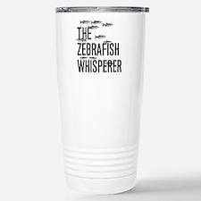 Zebrafish Whisperer Travel Mug