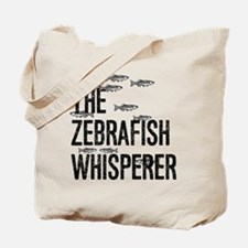 Zebrafish Whisperer Tote Bag