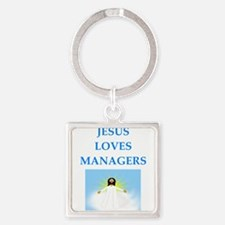 manager Keychains