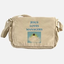 manager Messenger Bag