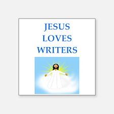 jesus loves Sticker