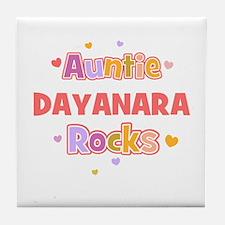 Dayanara Tile Coaster