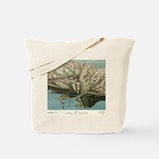 Unique I love panama Tote Bag