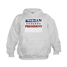 KIERAN for president Hoody