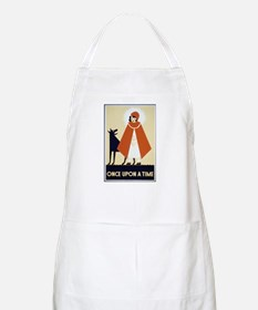 Red Riding Hood BBQ Apron