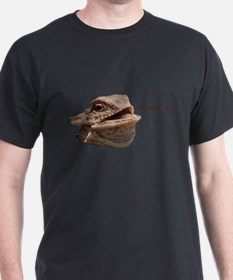 Laughing Iguana HeHe Lizard T-Shirt