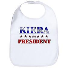 KIERA for president Bib