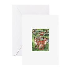 Adventurefox Greeting Cards (Pk of 10)