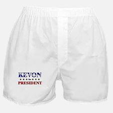 KEVON for president Boxer Shorts