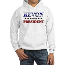 KEVON for president Hoodie