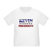 KEVIN for president T